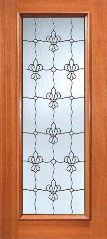 Victorian Exterior Door 1 3 4 By Aaw