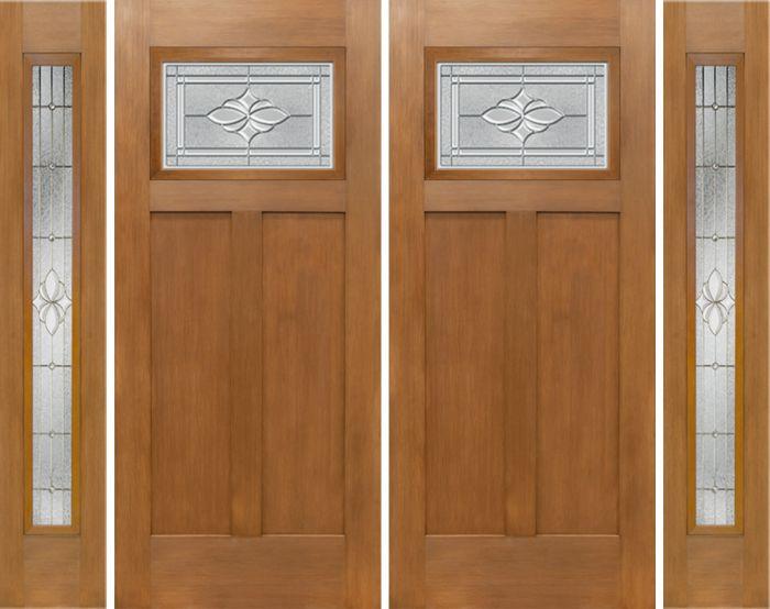 Craftsman Exterior Door 1 3 4 By