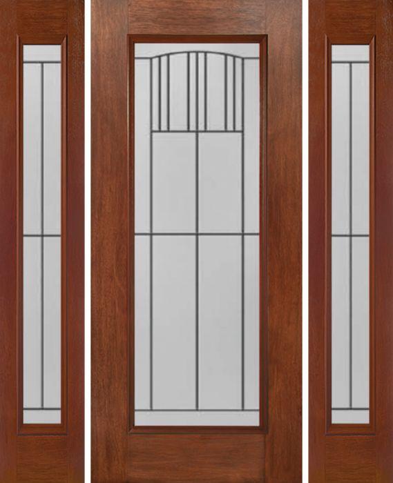 Prairie Exterior Door 1 3 4 By Escon