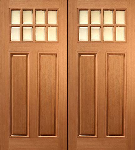 Craftsman Exterior Door 1 3 4 By Aaw