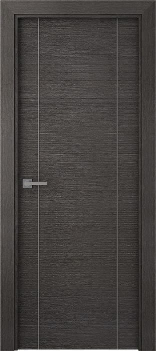 Contemporary Modern Interior Door 1 3 4 By Us Door More Inc In Single Door In Wood And The Pattern Is Be Avanti 2u 1