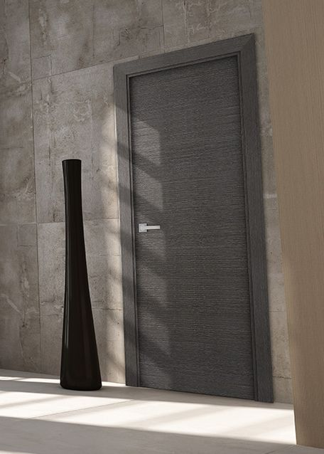 Contemporary Modern Interior Door 1 3 4 By Us Door More Inc In Single Door Built From Wood And The Pattern Is Be Avanti 1