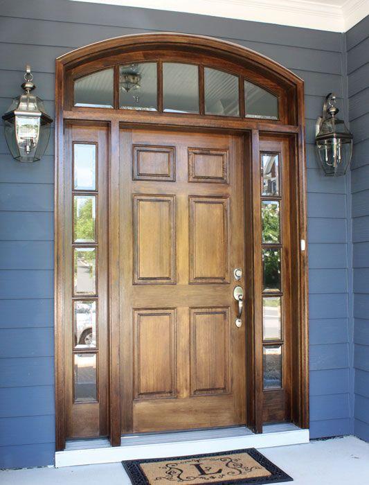Valhala Matte Black Entry Handleset with Rochester Door Lever