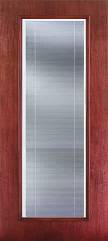 Colonial Exterior French Patio Door 1 3 4 By Therma Tru In Single Door In Fiberglass And The Texture Is Mahogany Fcm81225 Irt 1