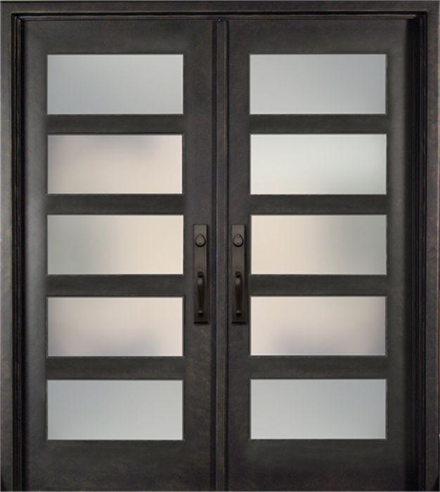 Contemporary Modern Exterior Door 1 15
