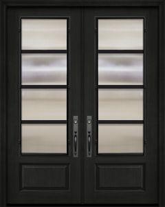 Exterior Doors With Ironwork For Sale Us Door More Inc