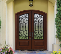 French Exterior Doors Steel: Front Entry Door, Interior Door And French Door Online